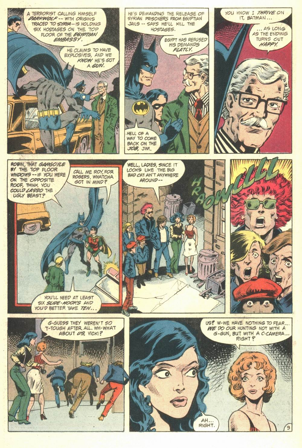 Detective Comics (1937) Issue #548 Page 10