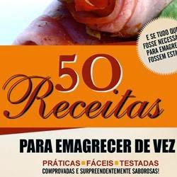 50 Receitas emagrecedoras