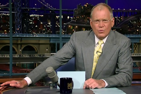 Top Ten David Letterman