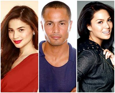 Anne Curtis, Derek Ramsay and KC Concepcion topbill Nothing Compares To You movie under Viva Films