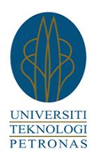Logo Universiti Teknologi PETRONAS (UTP)