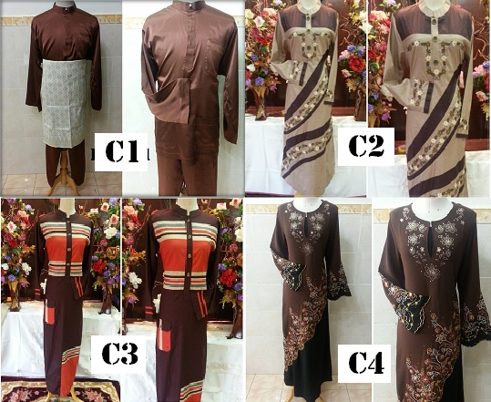 "Set Baju Raya Sedondon 2013"""