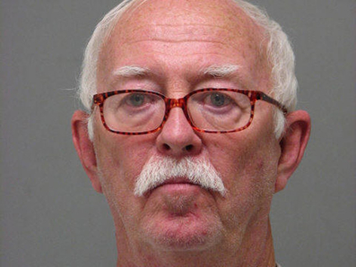 Police say 66-year-old John Niehaus followed a girl around the Potomac Mills ...