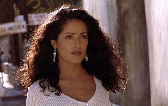 Salma Hayek in Desperado Movie