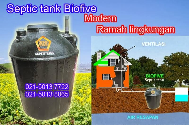 Cara pasang Septic tank