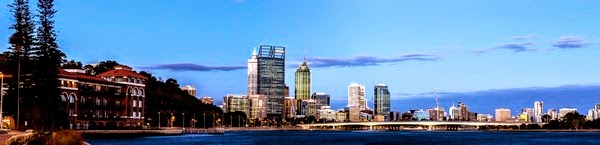 Perth Nocą