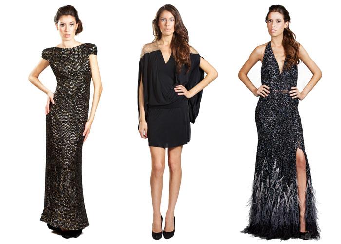 Moda Primavera Verão 2013 - Vestidos de Festa
