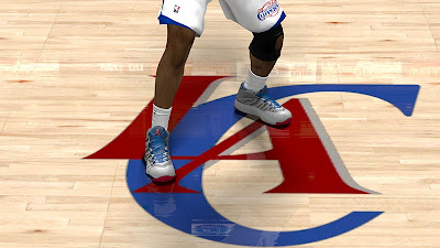 NBA 2K13 AJ Super Fly 2 Sneakers