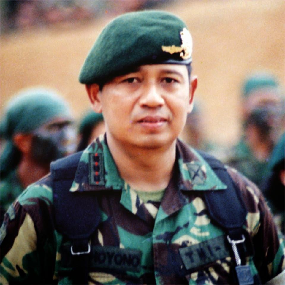 Foto SBY saat muda