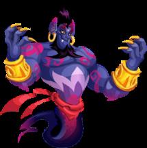imagen del monster haze de monster legends