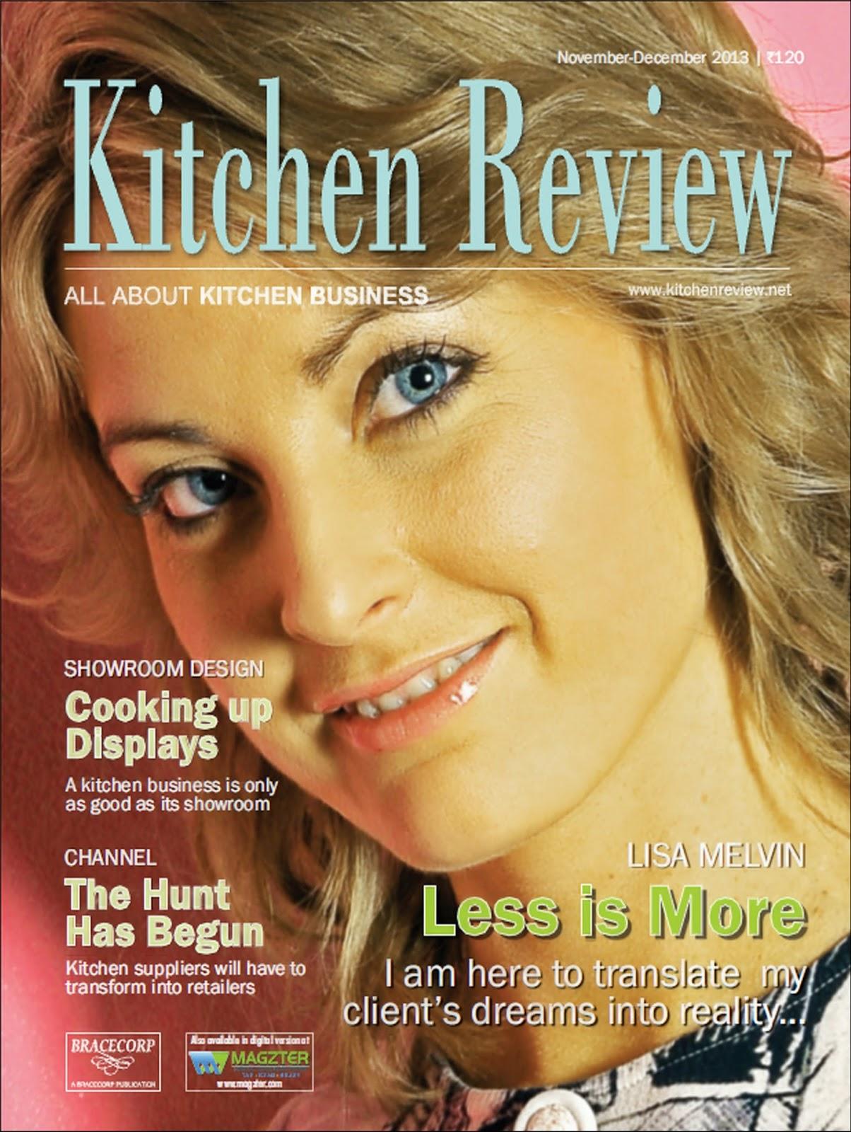 Lisa Melvin Cover Story