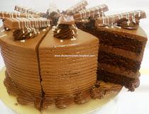 KIT KAT CHOCOMILO CAKE