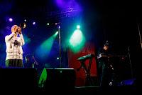 Pez en concierto en Barcelona