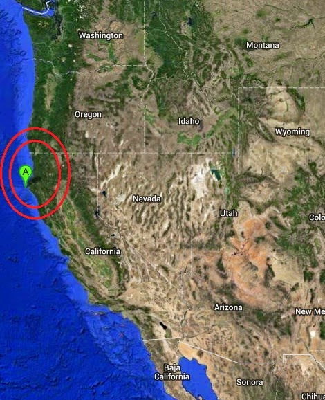 Magnitude 3.5 Earthquake of Ferndale, California 2014-09-07