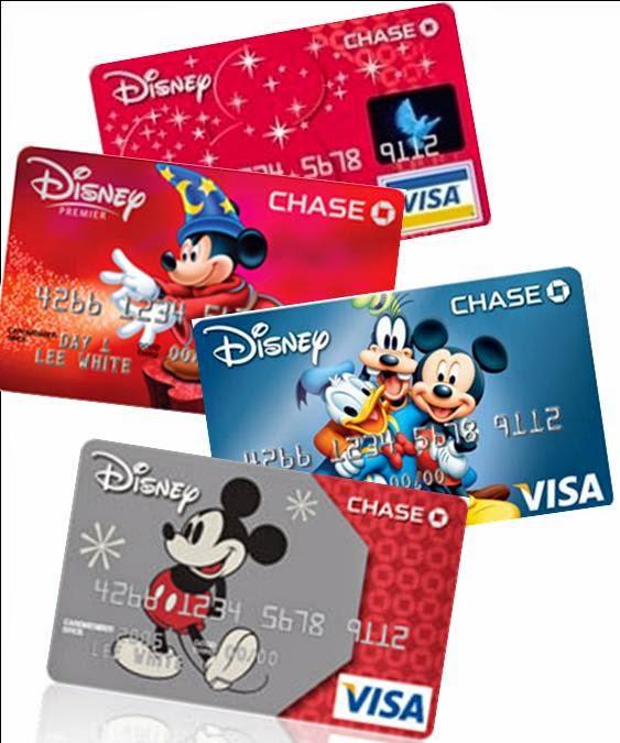 Disney Visa Card Offer Summer 2015