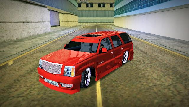 Cadillac Escalade Drift GTA Vice City