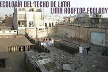ECOLOGIA DEL TECHO DE LIMA