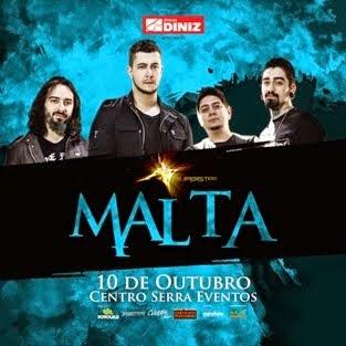 Banda Malta em Lages