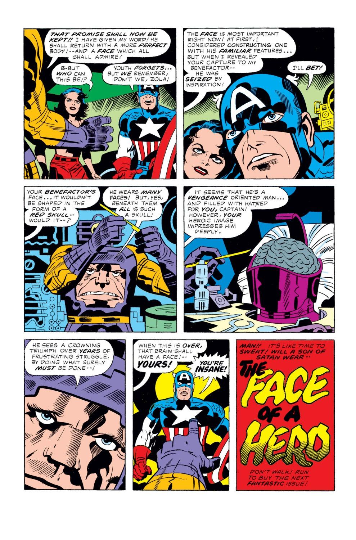 Captain America (1968) Issue #211 #125 - English 17