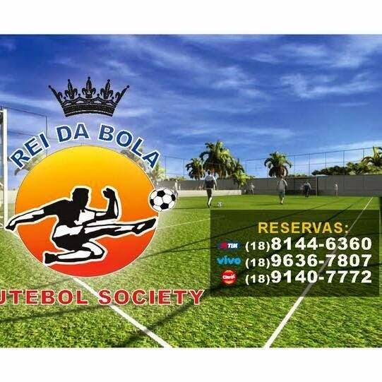 REI DA BOLA FUTEBOL SOCIETY