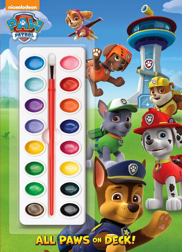 InfoMommy Insight: Paw Patrol Is On A Roll With Their New Sticker ...