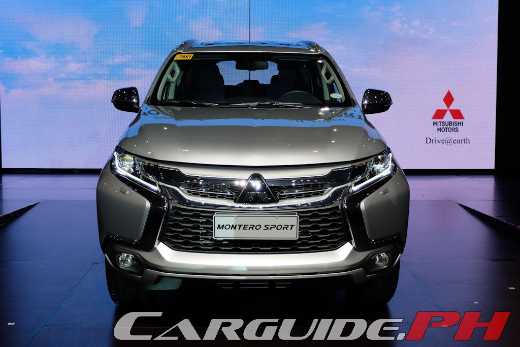 Montero Sport Price Philippines 2017 >> The Big One: Mitsubishi Motors Philippines Launches All-New Montero Sport (w/ Brochure, Video ...