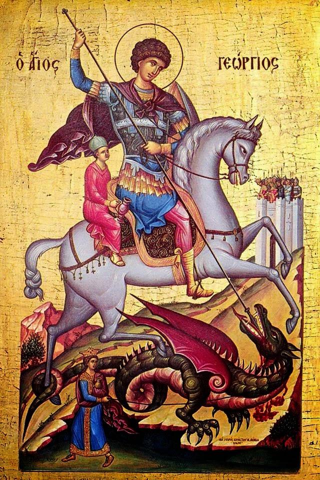 Τι παριστάνει γαμώτο, αυτό το σύμπλεγμα; Αυτό το «άγιο» εικόνισμα; Αυτή η θεία κωμωδιο-μαλακία...