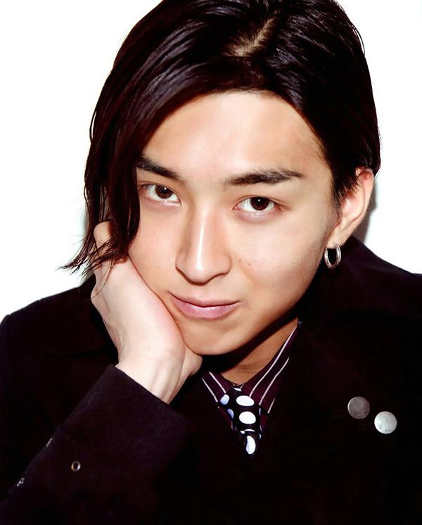カワイイ笑顔の松田翔太