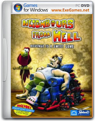 Neighbours From Hell 1 Game
