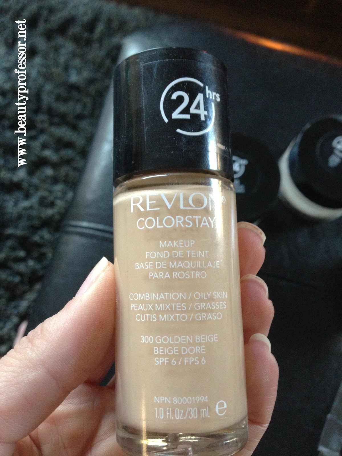 Beauty Professor Revlon Colorstay And Whipped Foundation Foundations Foundationswatches Of Nc23 Nc30 Shades