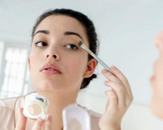 Tips Make-up Simpel Sambut Lebaran