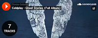 Coldplay - Ghost Stories (Full Album)