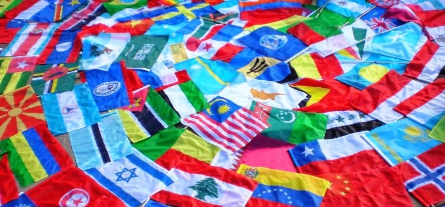 Sociedad internacional y paises
