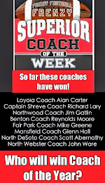 Who is in the running for Superior Coach of the Year?