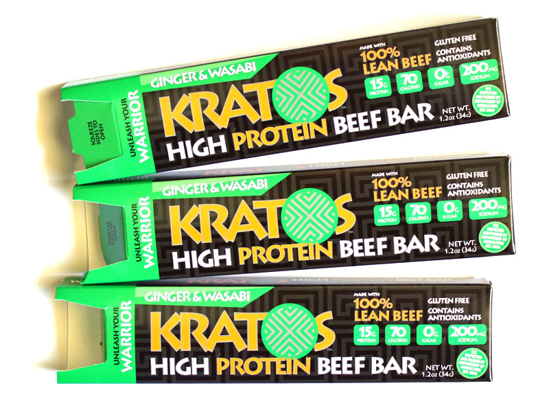 kratos beef bars