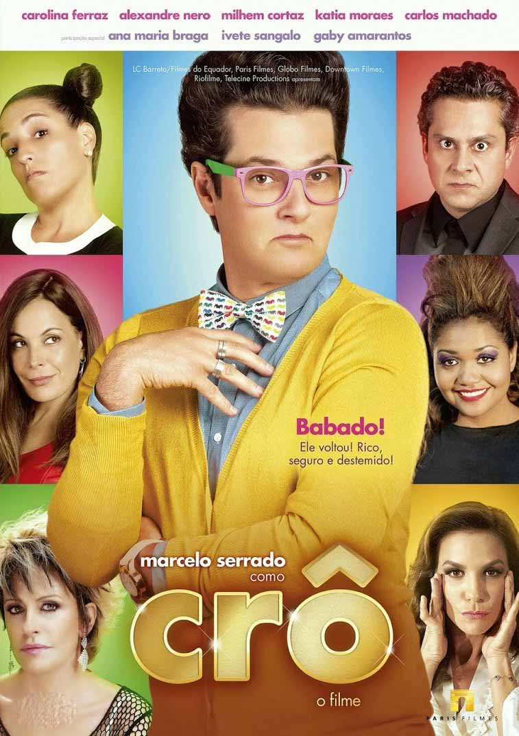 Crô: O Filme Torrent - BluRay 720p/1080p Nacional