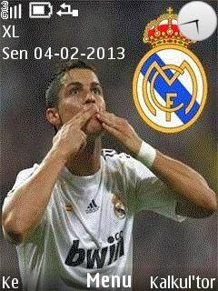 Tema Cristiano Ronaldo Terbaru 2014