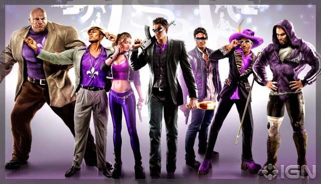 Saints Row, the Third