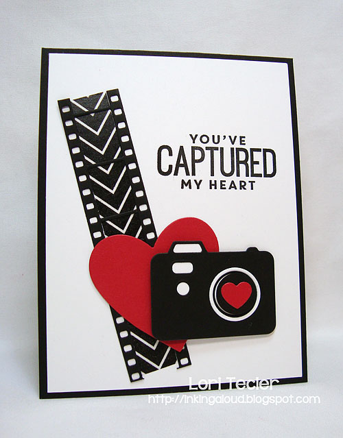 You've Captured My Heart-designed by Lori Tecler-Inking Aloud-stamps from My Favorite Things