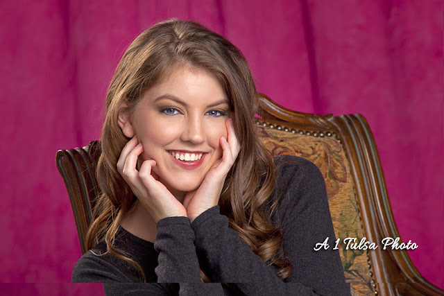 High school senior portraits in Tulsa Oklahoma 74105