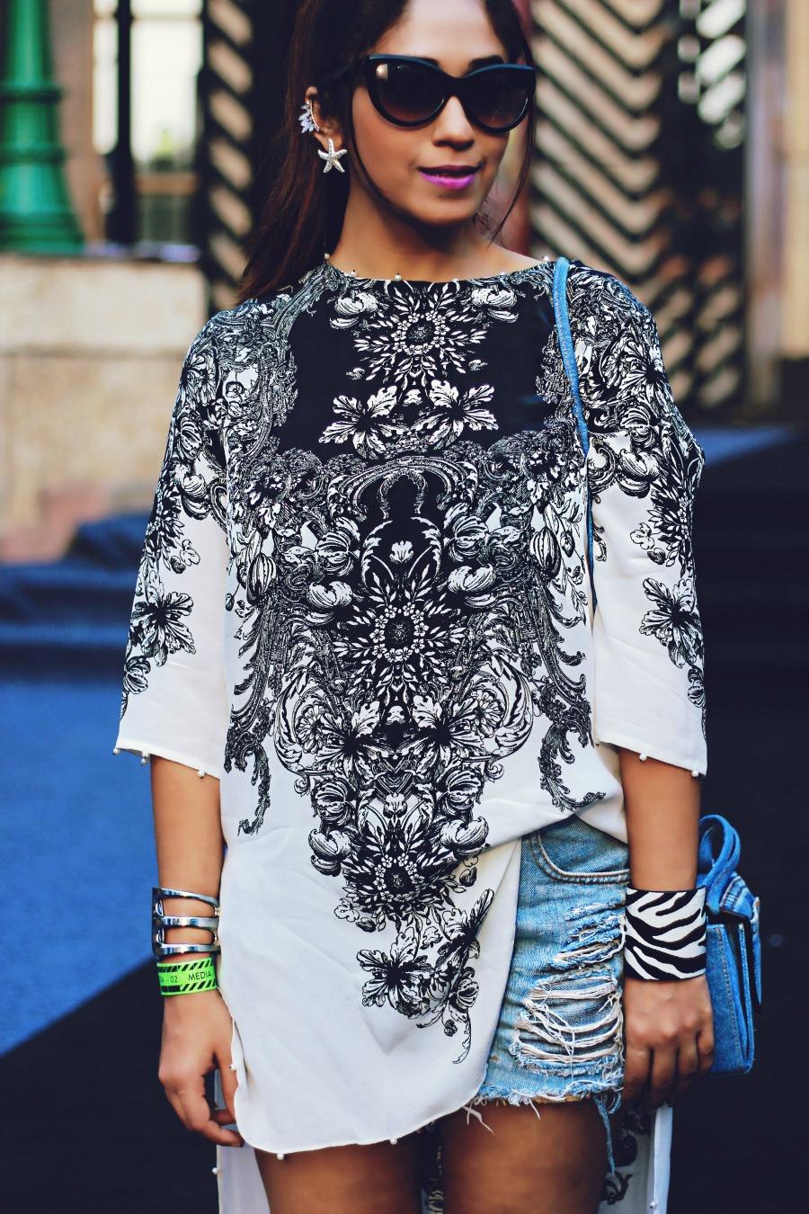 zebra print,Rajdeep ranawat suits
