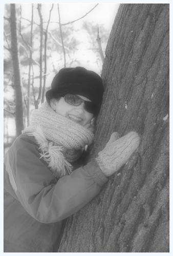 tree hugger ♥