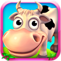 Family Farm Seaside App iTunes App Icon Logo By Fun+ - FreeApps.ws