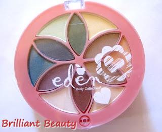 Trading Eden Makeup