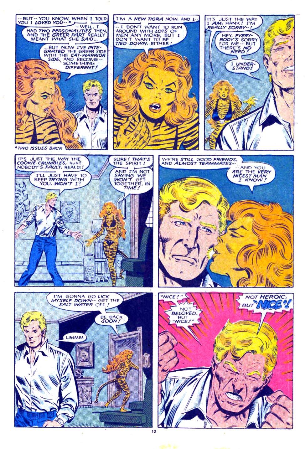 Captain America (1968) Issue #323b #252 - English 13