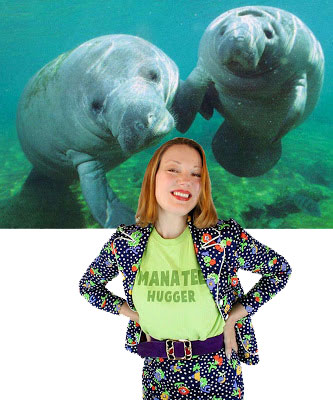 Manatees are in Fashion