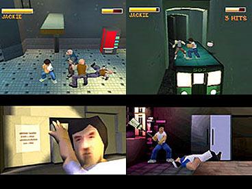 Jackie Chan Stuntmaster PS1 - Gametasik