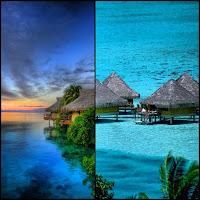 เกาะโบรา โบร่า ประเทศเฟรนช์ โปลินิเซีย