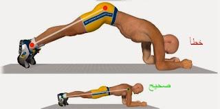 تمرين تقوية وإبراز عضلات البطن Sans+titre