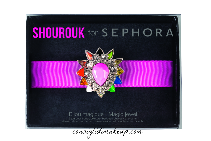 Preview: Shourouk For Sephora